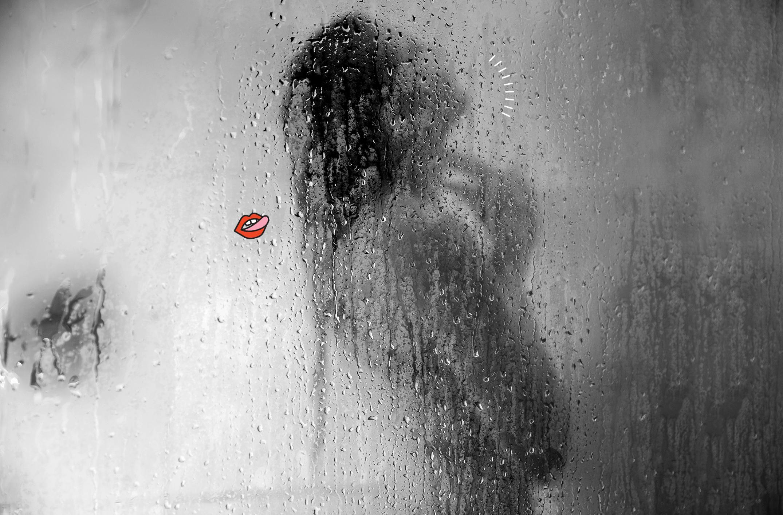 Shower Masturbation
