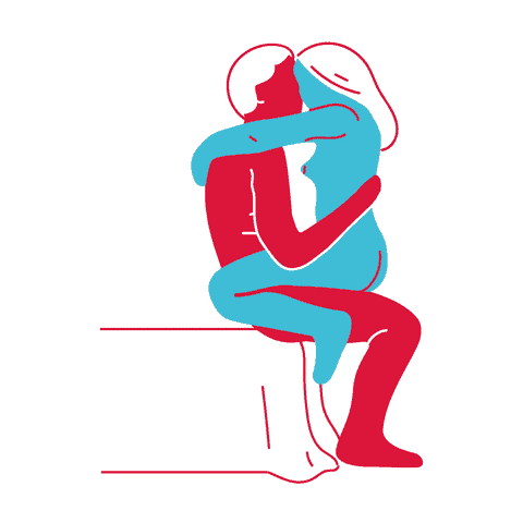 Face-Off sex position