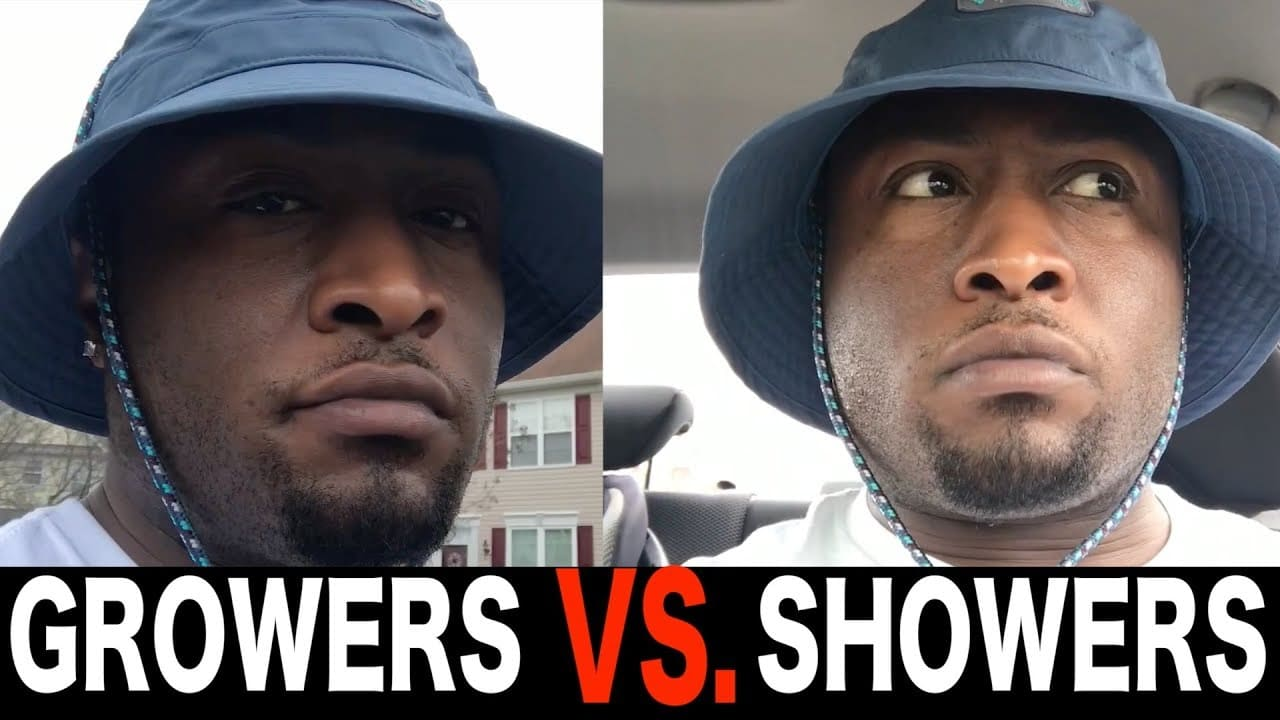 Growers Vs Showers